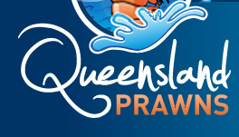 Queensland Prawns logo